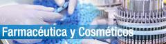 Farmacéutica y Cosméticos
