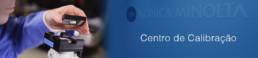 Calibração Konica Minolta Sensing