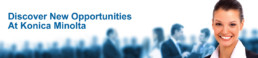 Discover New Opportunities at Konica Minolta