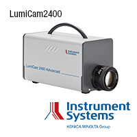 LumiCam 2400 - Outstanding accuracy, optimized for automotive display tests