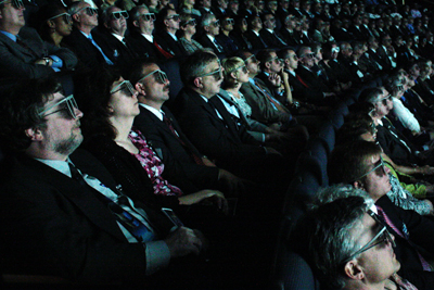 Welcome to the Era of the Laser-sharp 3-D Movie