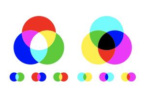 Medición de Color de Una Fuente de luz y Luz