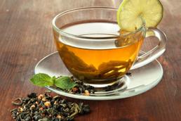 A infusão de chá em garrafas pode ser simplificada usando a espectrofotometria?