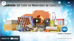 Medición del Color en Materiales de Construcción