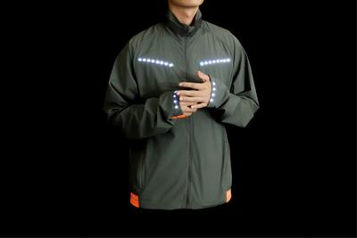 LED Activewear Makes Night Time Safer