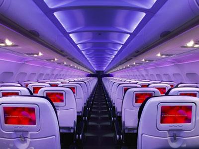 The Inside Scoop On In-Flight Lights