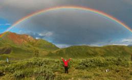 April Showers Bring...Rainbows?