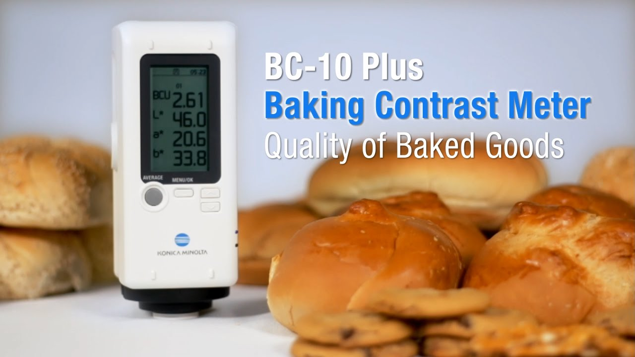 BC-10 Plus Baking Contrast Meter