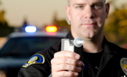 Blood Alcohol Content Is Measured Using NIR Spectroscopy
