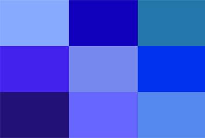Quão Verdadeiramente Azul é o Seu Logo?