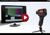Medidor de Cor e Luminância CS-160
