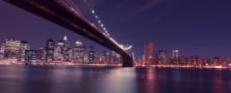 Iluminação do horizonte: LEDs transformam as paisagens da cidade
