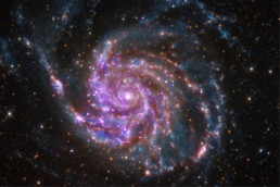 Scientists Discover the Brightest Galaxy in The Universe