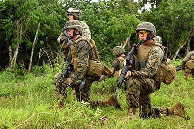 Camuflagem em guerra: Enganando os Olhos do Inimigo