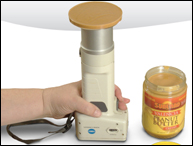 A Cor da Manteiga de Amendoim