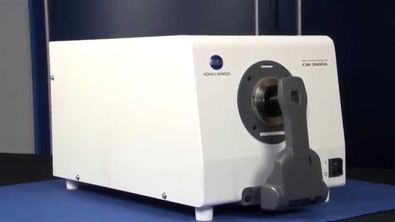 Benchtop Spectrophotometer CM-3600A