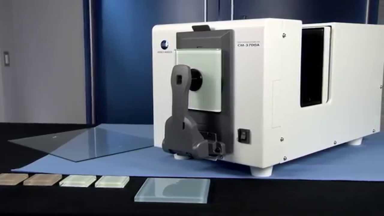Espectrofotômetro CM-3700A
