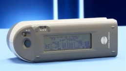 Combinación de colores con CM- 2600D espectrofotómetro portátil