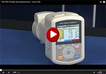 Espectrofotômetro CM-700d