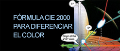 CIE 2000 Color Difference Formula