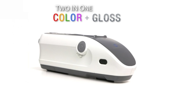 Color & True Gloss Spectrophotometer CM-25cG