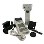 Cómo el accesorio para material granular protege a los instrumentos de medición de color CR400 y CM700d