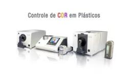 Controle de Cor na Indústria de Plásticos