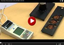 Medidor de Colorimetría CR-410