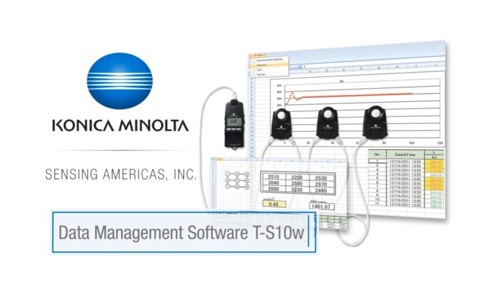 Data Management Software T-S10w