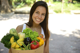 Can Eating More Vegetables and Fruits Make You Look More Attractive?