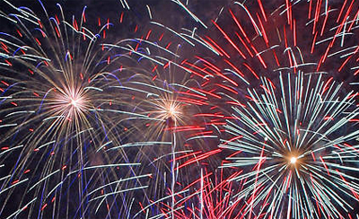 How Fireworks Get Their Vibrant Colors