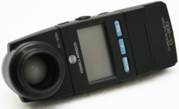 How Light Meters are Used and a Look at Several Models