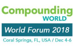 Compounding World Forum 2018