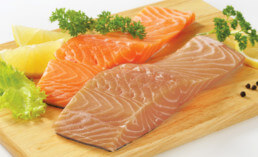Você julgaria um peixe por sua cor?