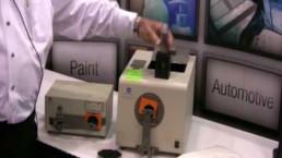 Konica Minolta Sensing CM-3600 at NPE