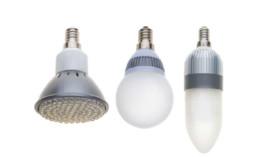 Iluminação e controle da cor – propriedades de lâmpada LED