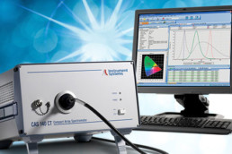Spectrometer Selection for LED Measurement