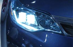 Faróis a laser permitem que motoristas vejam as estradas de uma forma diferente