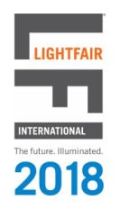 Lightfair International 2018