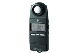 Measuring Light Intensity With Konica Minolta Sensing Light Meters