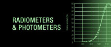 Radiometers & Photometers