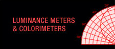 Luminance Meters & Colorimeters