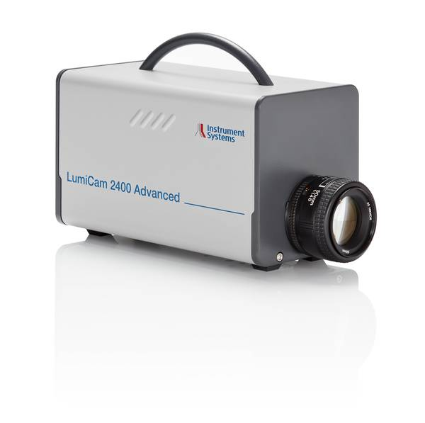 Instrument Systems Imaging Photometers and Colorimeters