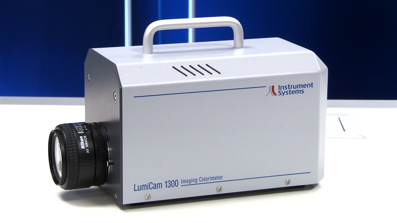 LumiCam 1300 Photometer