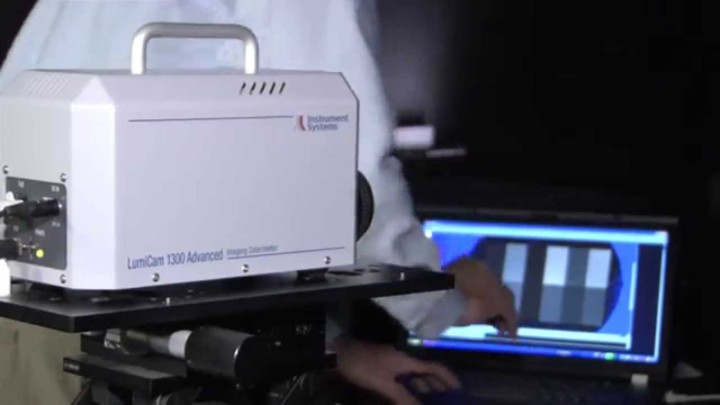 Measure Luminance and Color with the New LumiCam Advanced