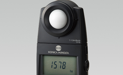 Measuring the Brightness and Quality of Light with the T-10A Series Illuminance Meters