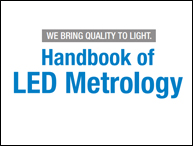 Handbook of LED Metrology