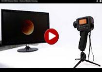 Medidor de Luminancia LS-150