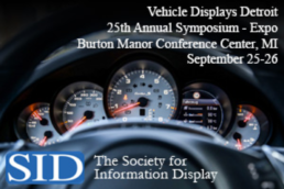 Vehicle Displays 2018 Expo