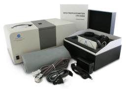 CM-3500d Spectrophotometer